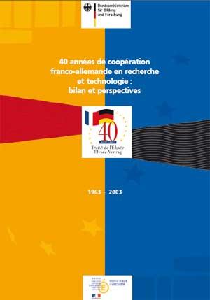 Bilan coopération franco-allemande