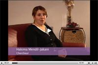 Hakima Mendil-Jakani prix de la