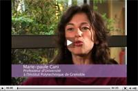 Marie-Paule CANI prix du