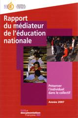 Rapport médiateur EDUC 2008