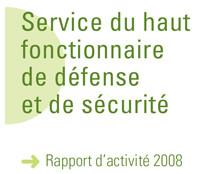 Rapport d'activité 2008 - Service du HFDS