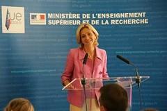 Valérie Pécresse - Conférence de presse (24/07/08)