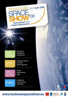 Affiche Toulouse space show