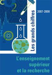 Les grands chiffres 2007-2008 ESR
