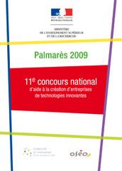 Vignette Palmarès concours 2009
