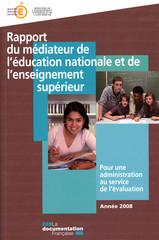 Rapport médiateur EDUC 2009