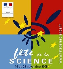 Logo Fête de la science 2009