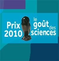Dépliant du goût des sciences 2010