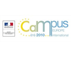 Campus europe intenational été 2010