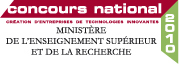 Logo concours national création techn. innov.