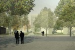 Campus Condorcet : 40 millions d'euros pour l'achat de foncier