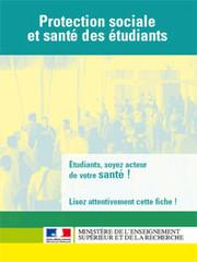 Protection sociale et santé des étudiants