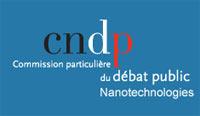 Logo site débat public nanotechnologies