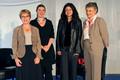 Les lauréates 2010 du 9e Prix Irène JoliotCurie