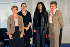 Remise du prix Irène Joliot-Curie 2010