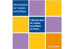 Observatoire de l'Emploi scientifique - rapport 2009