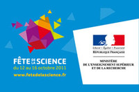 Visuel 2011 de la Fête de la Science
