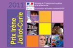 Trois femmes d'exception mises à l'honneur pour les 10 ans du Prix Irène Joliot-Curie