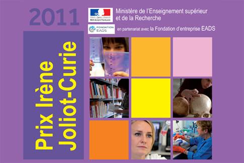 Prix Irène Joliot-Curie édition 2011