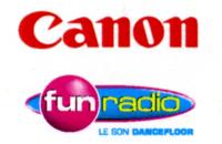 logo canon-fun