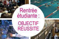 Couverture Dossier de presse - Rentrée universitaire 2012-2013