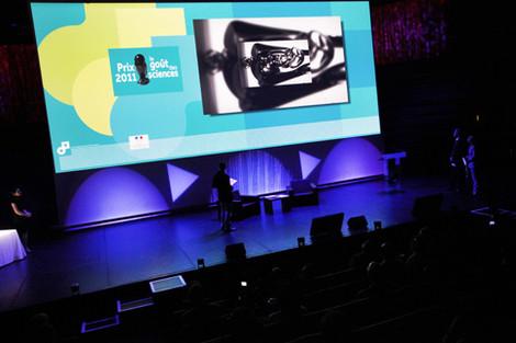 Prix Goût des sciences 2011