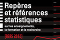 Repères et références statistiques - édition septembre 2012