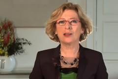 Geneviève Fioraso : clôture du congrès du réseau Curie