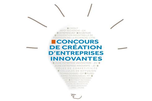 Palmarès 2012 du concours national d'aide à la création d'entreprises de technologies innovantes