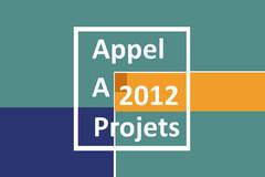 Appel à projets recherche 2012