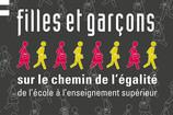 Filles et garçons sur le chemin de l'égalité 2012