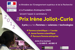 Prix Irène Joliot-Curie : Edition 2012