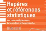 Repères et références statistiques - Edition septembre 2013