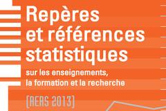 Repères et références statistiques 2013