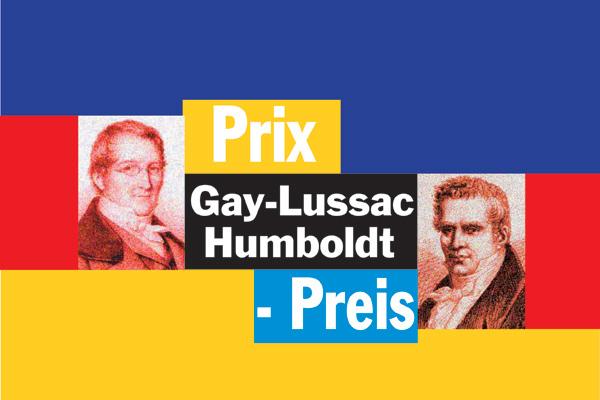 Attribution du Prix Gay-Lussac Humboldt 2016