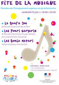 Affiche Fête de la musique 2013