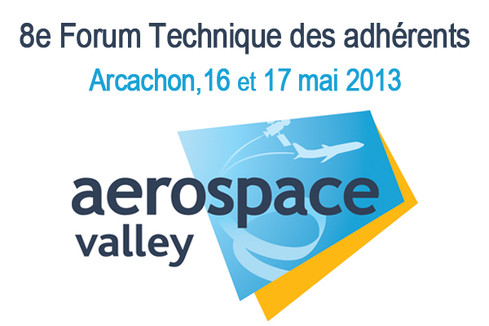 Ouverture du 8e Forum du Pôle Aerospace Valley