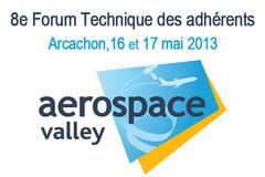Message de G.Fioraso pour l'ouverture du 8e Forum du Pôle Aerospace Valley