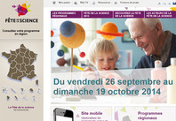 Site Fête de la science