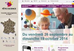 Site Fête de la science