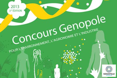 3e Concours de jeunes entreprises innovantes de biotechnologies pour l'environnement
