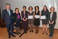 Remise du Prix Irène Joliot-Curie 2014 : trois femmes d'exception récompensées