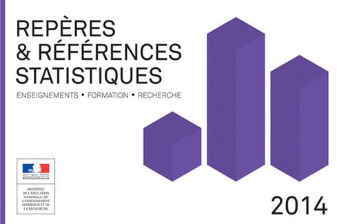 Repères et références statistiques - Edition septembre 2014