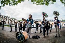 Surptromp , fanfare de l'ENSA de Versailles