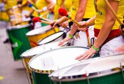 Samba Urbana, groupe des Batucada de Jussieu
