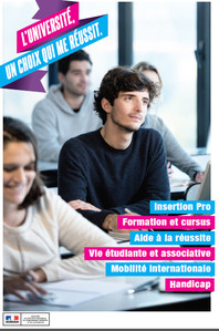 Brochure Guide Université 2014-2015