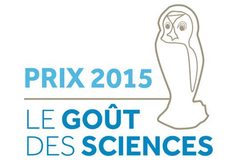 Lancement du Prix Le goût des sciences 2015