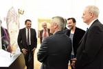 E=mC215, exposition dialogue entre art et science au ministère durant les journées du patrimoine