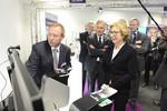 Inauguration du centre de recherche et de technologie Safran Tech