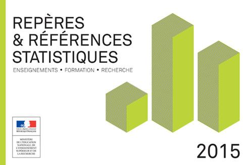 Repères et références statistiques - Edition août 2015